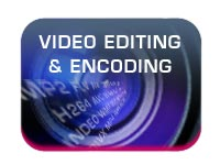 video and audio streaming and webcasting button image