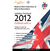 Wales and West Wine and Beermakers Festival Brochure