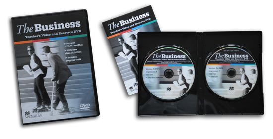 applause, macmillan the business dvd
